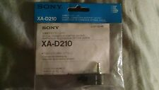 Sony XA-D210 mobile es very rare old school also known as XA-D211 Optical out