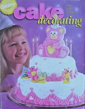 1998 WILTON YEARBOOK CAKE DECORATING - INSTRUCTIONAL FOR CAKES & TREATS - USED!