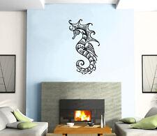 Sea Horse Ocean Marine Decor Mural Wall Art Decor Vinyl Sticker z379