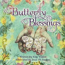 Butterfly Blessings by Kim Witkin (2012, Paperback)