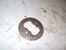 honda cb450sc nighthawk 450 cam shaft sprocket cb450T CM450C 1982 1983 1985 1986
