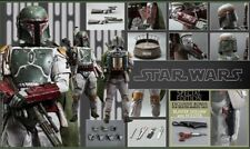 Hot Toys 1/4 Star Wars Episode VI 6 Return of the Jedi Boba Fett Special QS003