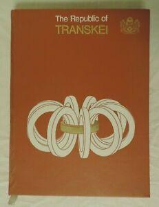 The Republic of Transkei (Chris van Rensburg Publications 1976)