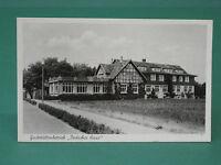AK Gaststättenbetrieb Deutsches Haus sehr alte Fotokarte ungelaufen