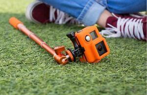 GoPro Selfie Stick Monopod Hero 5 4 3+Handheld Extendable Pole, Waterproof