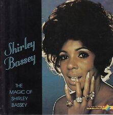SHIRLEY BASSEY The Magic Of Shirley Bassey CD