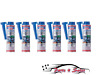 Set of 6 Liqui Moly JECTRON Fuel Injection Cleaner 300ml - Gasoline Additive NEW
