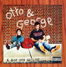"OTTO & GEORGE  - ""A Boy And His Log"" - New CD"