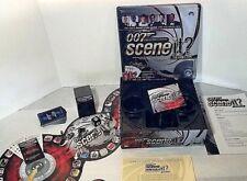 Scene It? 007 Collector's Edition Tin Case James Bond Casino Royale DVD Game