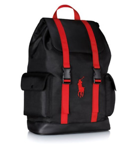 BRAND NEW 100% GENUINE POLO RALPH LAUREN BACKPACK RUCKSACK TRAVEL BAG SCHOOL