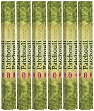 Hem Patchouli Incense 6 x 20 Stick Box (Patchouly) Total 120 Sticks