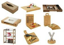 Wooden Bamboo Kitchen and Food Preparation Products Eco Friendly Chopping Boards