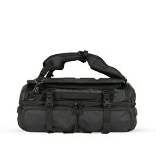 Wandrd HEXAD Access 45L Duffel Bag BLACK. Premium Modular Carry On Travel Bag