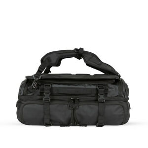 Wandrd HEXAD Access 45L Duffel Bag BLACK. Premium Modular Carry On Travel Bag