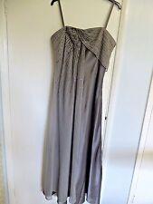 Coast Maxi Sequinned Evening Full Length Dress size 18