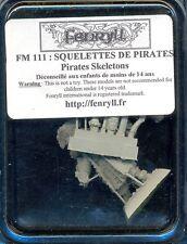 FENRYLL 1  BLISTER FM 111 SQUELETTES DE PIRATES