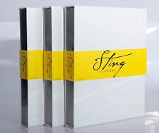 STING - THE BEST OF 25 YEARS - 3 CD + DVD BOX NEW Unused