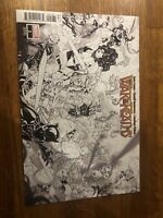 WAR OF THE REALMS 1 1:10  Russell Dauterman Concept Variant Marvel 2019 NM