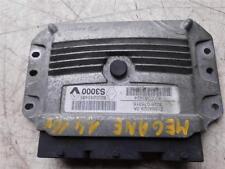 Renault Megane MK2 1.4 16v 1.4 16v engine ECU 8200242405