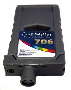 FastPlot Compatible Canon Inkjet Cartridge imagePROGRAF - PFI 706 - Yellow