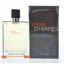 Terre D'Hermes By Hermes Eau De Toilette For Men 6.7oz 200ml NEW