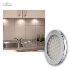 """led-luminaire encastrable """" abl-r90 """",blanc chaud 12VDC 270LM éclairage"""