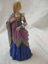Vintage Lenox Great Fashions of History Figurine Juliet Italian Renaissance Mib