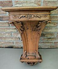E1 Authentique console d' Eglise - Old Church - XIX - Rare curiosité