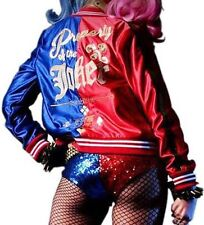 Women's Christmas Harley Quinn Costume Special Property of Joker Jacket