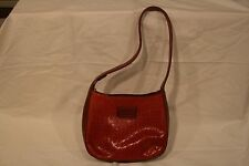 RELIC by Fossil Red DOUBLE STRAP SATCHEL HANDBAG Looks Unused