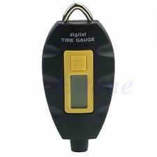 New LCD Digital Tire Tyre Air Pressure Gauge Tester Tool For Auto Car Motorcycle