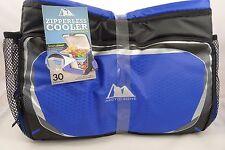Arctic Zone 30-can Zipperless Cooler 061282510441 Blue