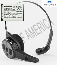 Genuine PANASONIC Attune II All-In-One Headset (AIO) WX-CH455 with Battery NEW