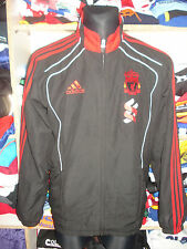LIVERPOOL FC JACKET SIZE M 2010 JERSEY JUMPER SHIRT TRACKSUIT TOP (f514d)
