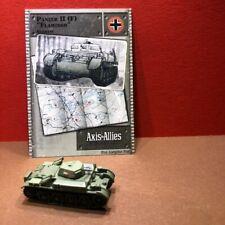 Axis & Allies Base set II #: 29/45 Panzer II (F)