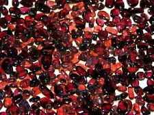 Garnet crystal polished smaller pieces 2-5MM Madagascar red/pink 2 ounce lots