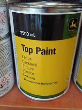 More details for genuine john deere green paint 2.5ltr tin mcf13025 tractor mower