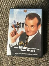 The Man Who Knew Too Little [DVD] Manufactured On Demand, WARNER ARCHIVES, NEW!!