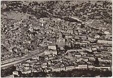 MODICA DALL'AEREO - PANORAMA E CHIESA S.GIORGIO (RAGUSA) 1964