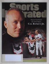 CAL RIPKEN JR. December 18, 1995 SPORTS ILLUSTRATED Magazine
