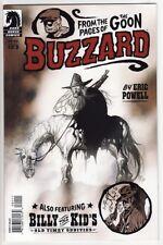 Eric Powell's BUZZARD #1,2,3/RICHARD CORBEN VARIANT COVER Dark Horse Comics Goon
