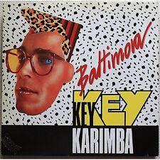 BALTIMORA Key Karimba MINI LP VINYL 1987 12