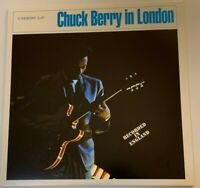 Chuck Berry – Chuck Berry In London, Chess, LP, Album, Reissue, Stereo, 180g