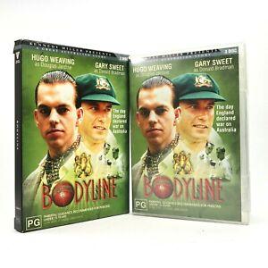 Bodyline Complete Mini Series Hugo Weaving Gary Sweet 1984 3 Disc DVD R4 GC