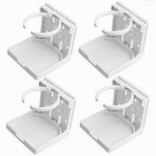 4PCS Adjustable Folding Cup Drink Holder Mount Brief For Car Truck SUV Boat RV