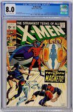 Uncanny X-Men #63 Marvel 1969 CGC 8.0 VF Neal Adams 1st Appearance of Lorelei