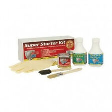 ABSOLUTE COATINGS (POR15) 45009 - Super Starter Kit - Black