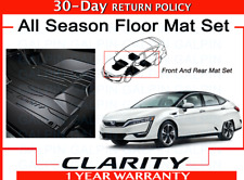2009 Connected Essentials 5031981 Grey with Blue Trim Tailored Heavy Duty Custom Fit Car Mats Honda CR-Z