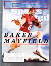 December 4, 2017 Baker Mayfield Oklahoma Sooners Sports Illustrated