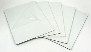 Lamiera Lastra In Alluminio RAL9010 colorato bianco 500x500mm 12/10